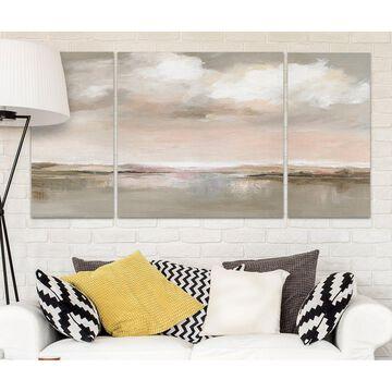 Wexford Home 'Evening Drama' Canvas Premium Multi Piece Art