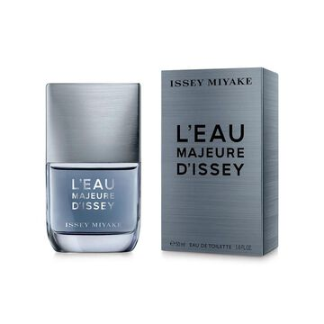Issey Miyake L'Eau Majeure d'Issey Men's 1.6-ounce Eau de Toilette Spray (1.6-ounce)