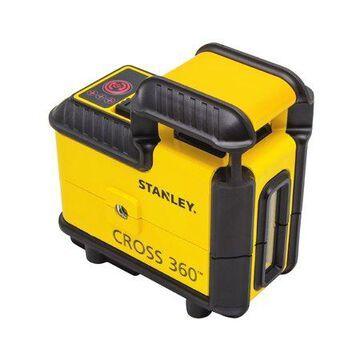 STANLEY STHT77504 360 - Degree Red Beam Cross Line Laser Level