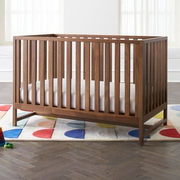 Taylor Walnut Crib