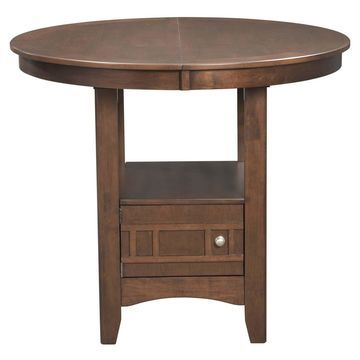 Picket House Furnishings Sam Pub Dining Table - Cherry