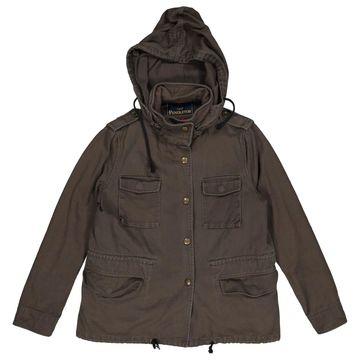 Pendleton Khaki Cotton Jackets