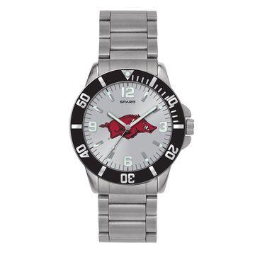 Men's Sparo Arkansas Razorbacks Key Watch