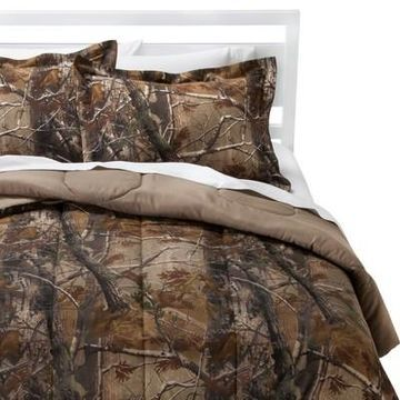 Realtree Nature Inspired Bedding Set