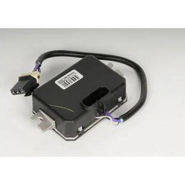 2004 Cadillac DeVille ACDelco HVAC Control Module, GM Original Equipment HVAC Blower Control Module - P/N 15-8745