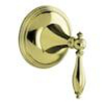 KOHLER Vibrant French Gold Lever Shower Handle