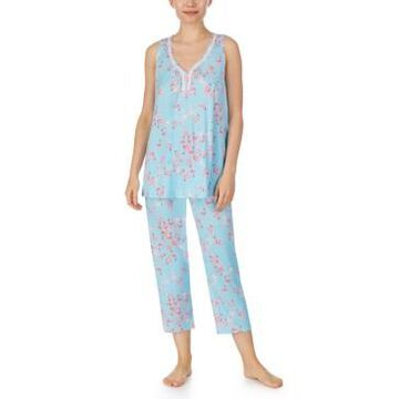 Ellen Tracy Sleeveless Pajama Set