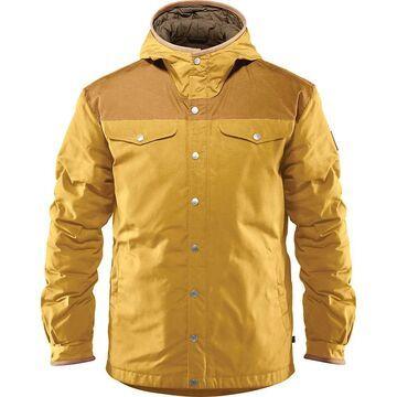 Fjallraven Men's Greenland No.1 Down Jacket - XL - Ochre/Acorn