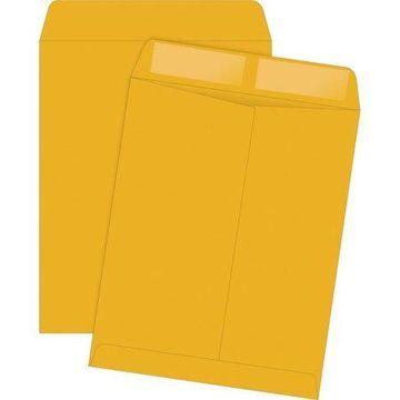 Quality Park, QUA41865, Kraft Catalog Envelopes, 250 / Box, Brown Kraft