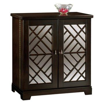 Howard Miller Barolo Console Wine and Bar Cabinet