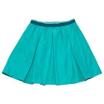 Pinko Green Polyester Skirts
