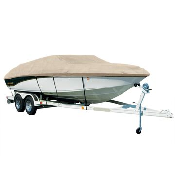 Covermate Sharkskin Plus Exact-Fit Cover for Seaswirl Tempo 17 Tempo 17 I/O. Linnen