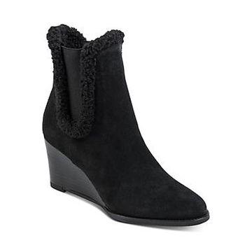 Andre Assous Women's Sasha Wedge Heel Boots