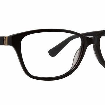 XOXO Tropez Eyeglasses in Black
