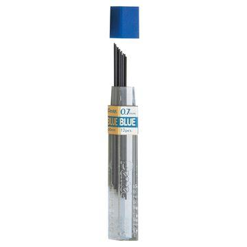 Refill Medium Lead Blue (0.7mm), 12 Per Tube, 24 Tubes