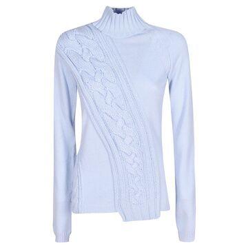 Vivetta Ribbed Neck Sweater