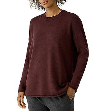 Eileen Fisher Boxy Merino Wool Sweater