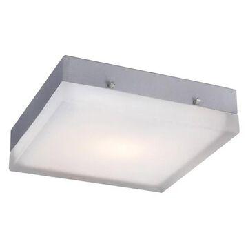 PLC Lighting 1-Light Wall Light Praha Collection 6574 SN
