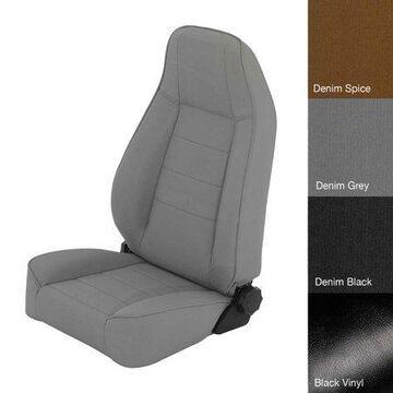 Smittybilt Factory-Style Recliner (Denim gray) - 45011