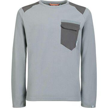 Mammut Men's Innominata Light ML Crew Neck Sweater - XL - Granit