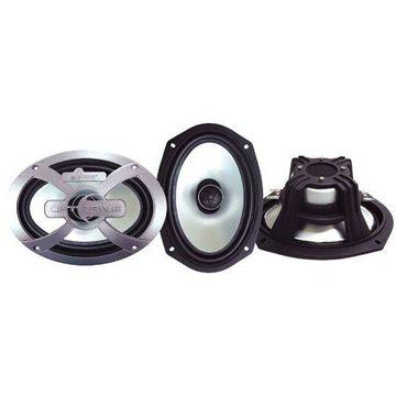 LANZAR OPTI692 - Optidrive 6''x9'' 500 Watt Two-Way Coaxial Speakers