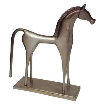 Moes Home Collection IX-1054 Shadowfax 6 Inch Wide Aluminum Statue