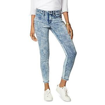 Nydj Ami Skinny Ankle Jeans in Caladesi Calad