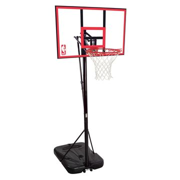 Spalding 44-in. Polycarbonate Portable Basketball Hoop