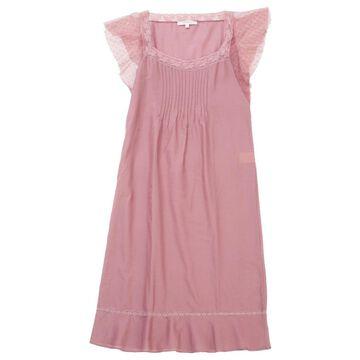 Vanessa Bruno Pink Cotton Dresses