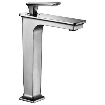 ANZZI Saunter Single Hole Single-handle Vessel Bathroom Faucet In Brus