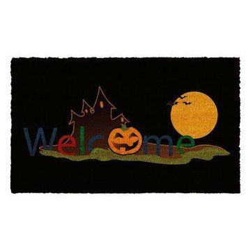 Home & More Halloween Welcome Doormat