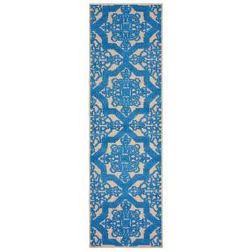 Oriental Weavers Cayman 2541M Sand/Blue 2'3