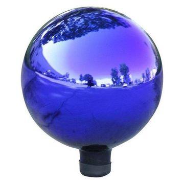 Alpine Electric Blue Glass Gazing Globe