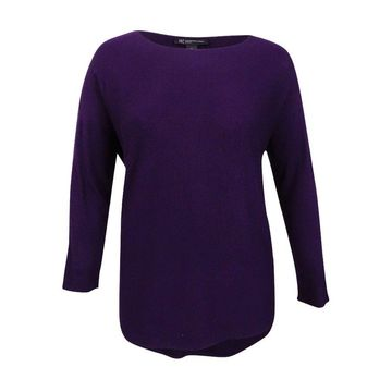 INC International Concepts Women's High-Low Sweater