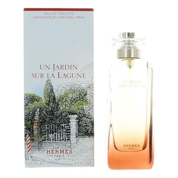 Un Jardin Sur La Lagune by Hermes, 3.3 oz EDT Spray for Unisex