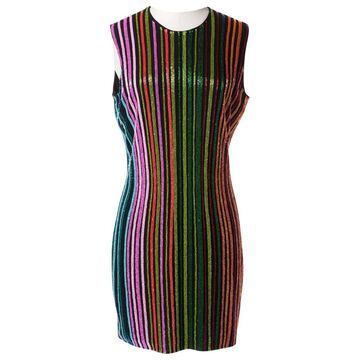 Balmain Multicolour Synthetic Dresses