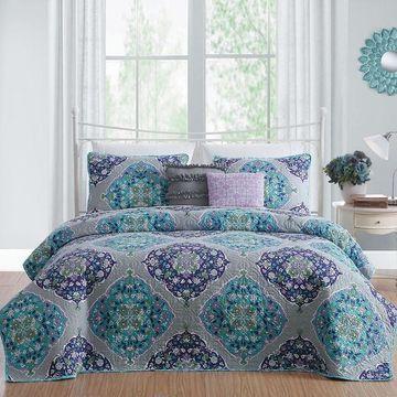 Avondale Manor Chrissa 5-piece Quilt Set