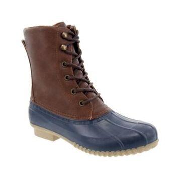 London Fog Women's Wynter Duck Rain Boot Women's Shoes