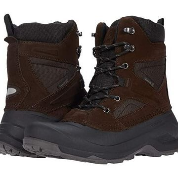 Kamik Norden (Brown) Men's Cold Weather Boots