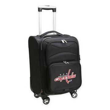 NHL Washington Capitals 20-Inch Carry On Spinner
