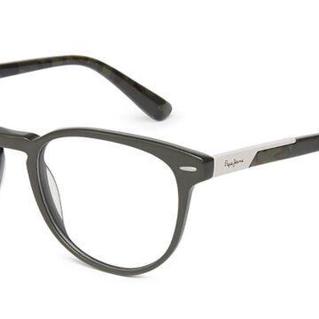 Pepe Jeans PJ3333 C4 Men's Glasses Grey Size 49 - Free Lenses - HSA/FSA Insurance - Blue Light Block Available