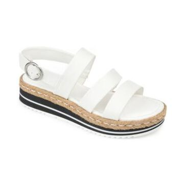 Journee Collection Women's Robyn Espadrille Sandals Women's Shoes