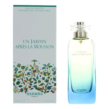 Un Jardin Apres La Mousson by Hermes, 3.3 oz EDT Spray for Women
