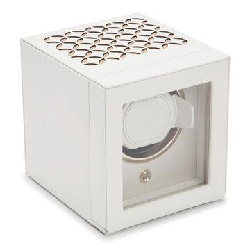 WOLF Chloe Cream Single Winder with Cover