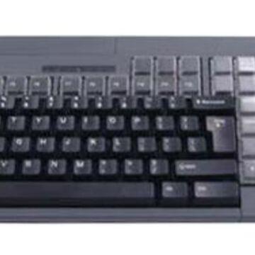 IBM 65Y4051 Modular Alphanumeric Point Of Sale Keyboard - USB - Iron Gray