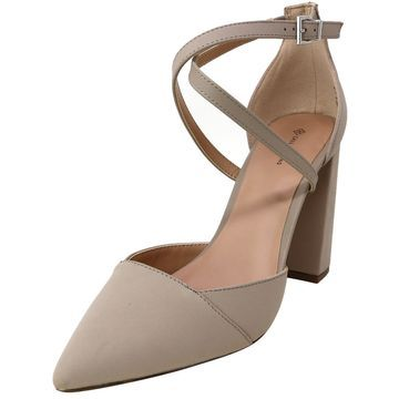Call It Spring Women's Adiralla Ankle-High Slingback