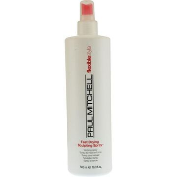 Paul Mitchell By Paul Mitchell Fast Drying Sculpting Medium Hold 16.9 Oz For Unisex (Package Of 4)