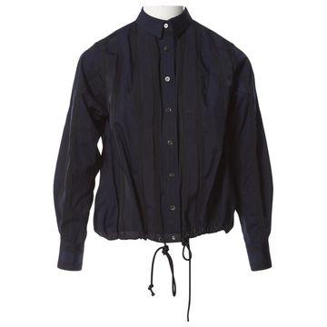 Sacai \N Navy Polyester Jackets