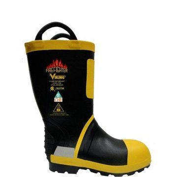 Viking Men's Firefighter Felt Lined Boot