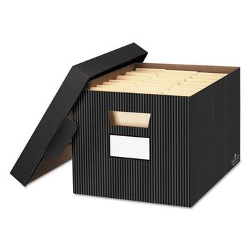 Fellowes STOR/FILE Decorative Storage Box
